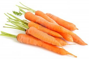 Growing carrots